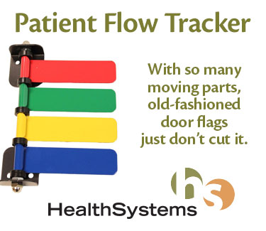 Health Systems - Patient Flow Tracker