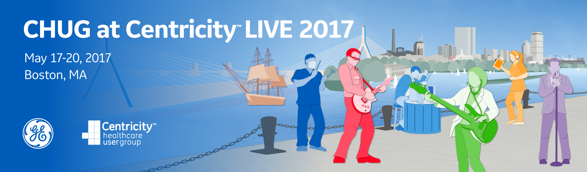 CHUG @ Centricity Live 2017