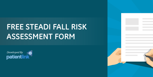 STEADI Fall Risk Assessment Form