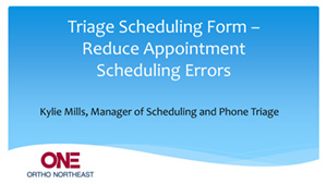 Reduce Appointment Scheduling Errors