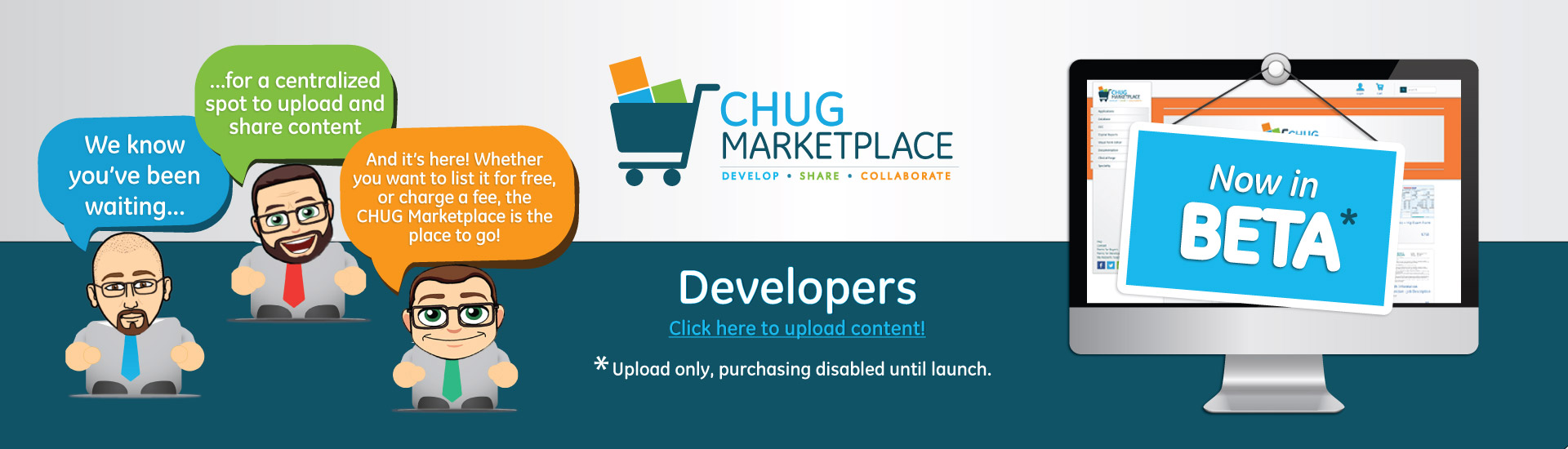 CHUG Marketplace