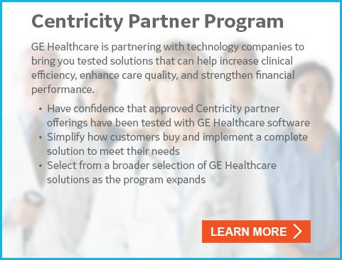 Centricity Partner Program