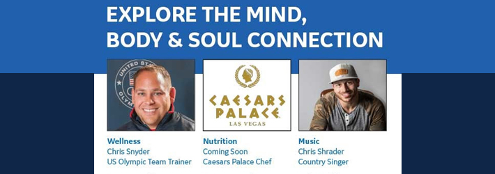 Keynote Day 2: Explore the Mind, Body, Soul Connection