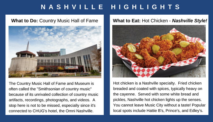Things to do in Nashville Tennessee