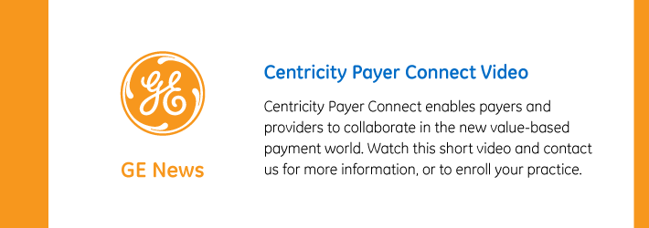 Centricity Payer Connect